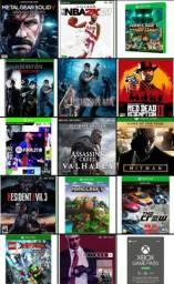 Jogos Mídia digital xbox one