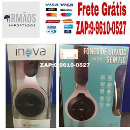 Fone de Ouvido Bluetooth Inova FON-8616