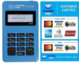 Maquina de Cartão - Point Blue