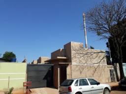 Jardim anache, casa em fase de construção venha conferir!!!.