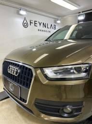 Audi Q3 2.0 c Teto solar 2013