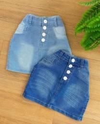 Saias jeans feminina
