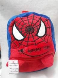 Título do anúncio: Mochila infantil homem aranha/ pequena