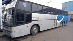 Ônibus para motorhome