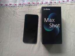 ZenFone Max Shot 2 novinho na caixa