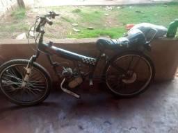 Vendo motorizada 80cc