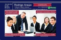 Título do anúncio: Aprenda Inglês, francês e espanhol em tempo recorde com o conforto de aulas online!