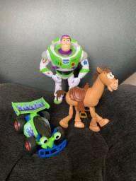 Toy Story Buzz , Bala no Alvo e Carrinho CR