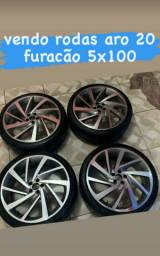 Rodas aro 20 do jetta
