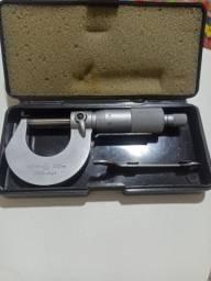 Micrometro Mitutoyo 0-25mm  0.001mm