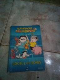 Livro educativo para crianças (almanaque maluquinho) bocão e os bichos
