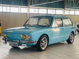 Volkswagen Brasília 1975 impecável!