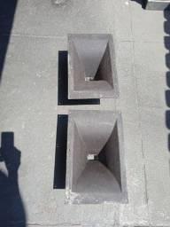Corneta Boca de corneta de Aluminio