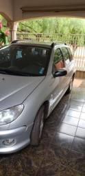 Peugeot 206 Feline SW Automático Flex