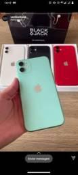 iPhone 11 novo na caixa