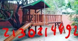 Playparque troncos em Cabo frio 2130214492