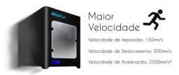 Impressora 3d Gtmax3d A1v2 300x200x300