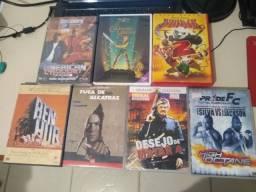 DVD antigos
