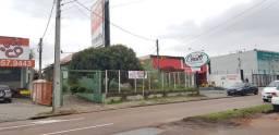Terreno com 3 casas no Seminário em Curitiba