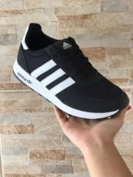 Adidas Neo preto (PROMOÇÃO)
