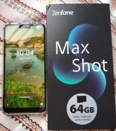 Vendo Asus ZenFone Max Shot 64GB