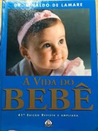 Livro a vida do bebê