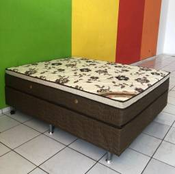 Cama box molas Ensacadas Queen!!
