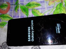 Vende celular j4 core valor 170