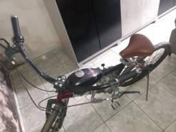 Bike motorizada 80cc top valor 1600