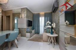 Apartamento com 3 dormitórios à venda, 65 m² por R$ 281.000,00 - Messejana - Fortaleza/CE
