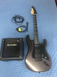 Guitarra e amp