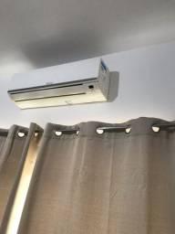 Vendo 01 Ar condicionado split 9000 btus Philco - Seminovo