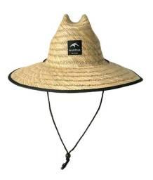 Chapéu de Palha e Bambu