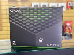 Xbox series X lacrado - Aceitamos seu game usado na troca! Loja física