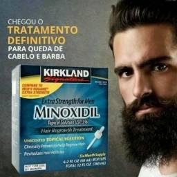Minoxidil 60ml Importado EUA - Original Lacrado - Pronta Entrega