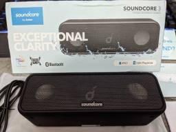 Título do anúncio: Anker Soundcore 3,  Lançamento, Original