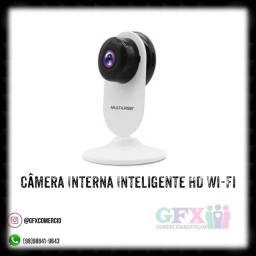 Câmera interna inteligente HD - últimas unidades promoção