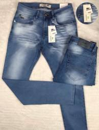 Título do anúncio: Calça Jeans Masculina - Straight Low Rise Fit