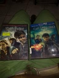 DVD Harry Potter 12.00 cada