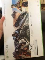 Título do anúncio: Xbox one S
