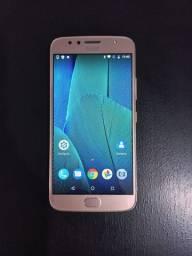 Vendo Motorola G5 S Plus R$ 380,00