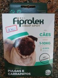 Anti Pulgas Fiprolex 1-10 kg