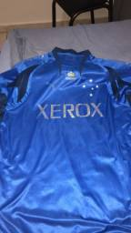 Camisa Cruzeiro Xerox 2007 Relíquia, Tamanho GG. 80 reais pra vender hoje aceito ofertas !