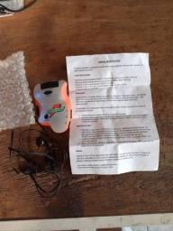 Passometro Gatorade com rádio FM, aceito troca por itens de game.