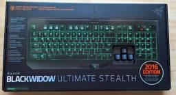Título do anúncio: Teclado Mecânico Razer BlackWidow Ultimate Stealth 2016