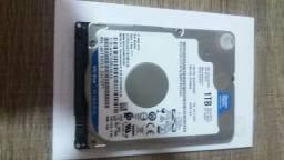 Vendo HD de notebook 1TB