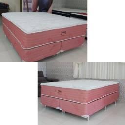 Título do anúncio: /// cama queen sizes // entrega gratis