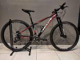 Título do anúncio: Bicicleta absolute nero - seminova