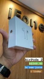 Fone De Ouvido Sem Fio Air Pro 2