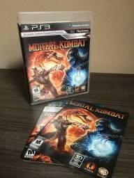 Jogo de PS3 - Mortal Kombat